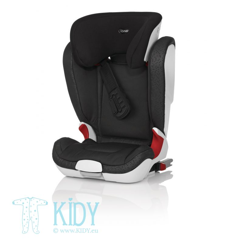 Автокресло Kidfix XP Cosmos Black