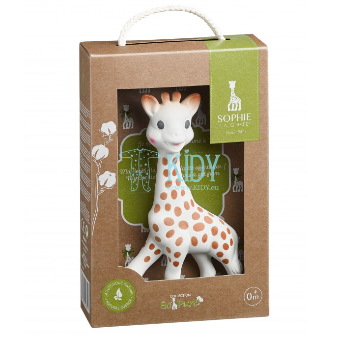 SOPHIE la Giraffe with gift pack