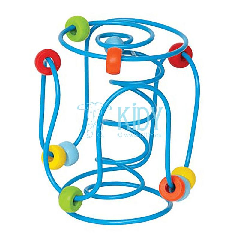 Lavinamasis žaislas SPRING-A-LING (Hape)
