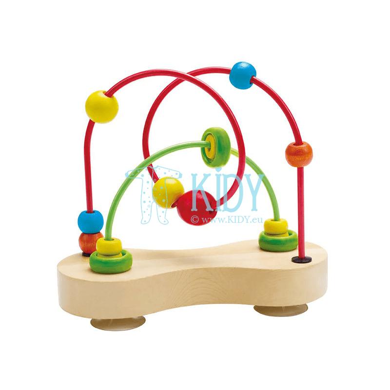 Lavinantis žaislas Dvigubas burbulas (Hape)