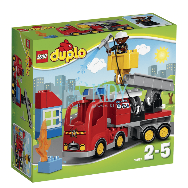 LEGO DUPLO constructor Fire Truck
