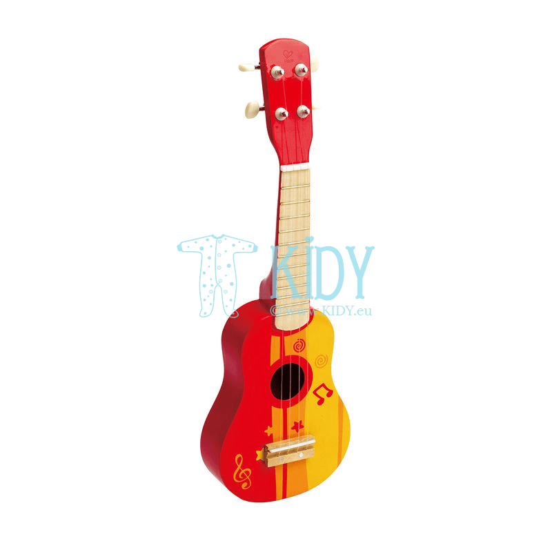 Raudona gitara (Hape)