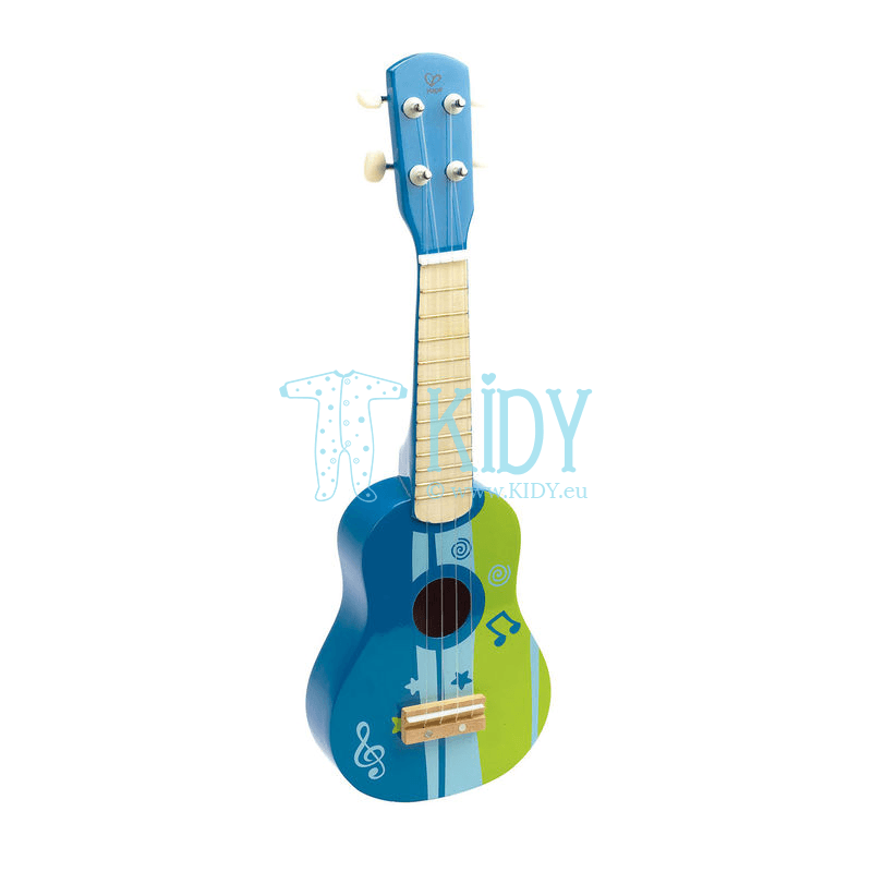 Mėlyna gitara (Hape)