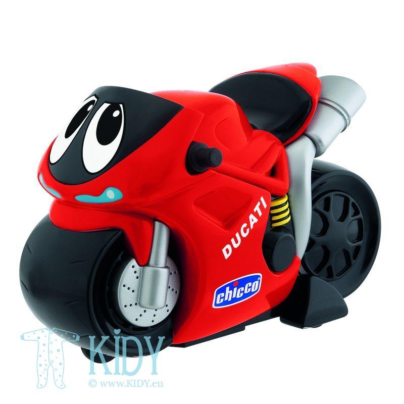 CHICCO motociklas turbo touch ducati raudonas, 00000388000000