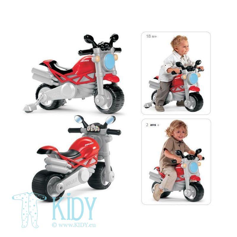 CHICCO motociklas ducati 2m+, 00071561000000