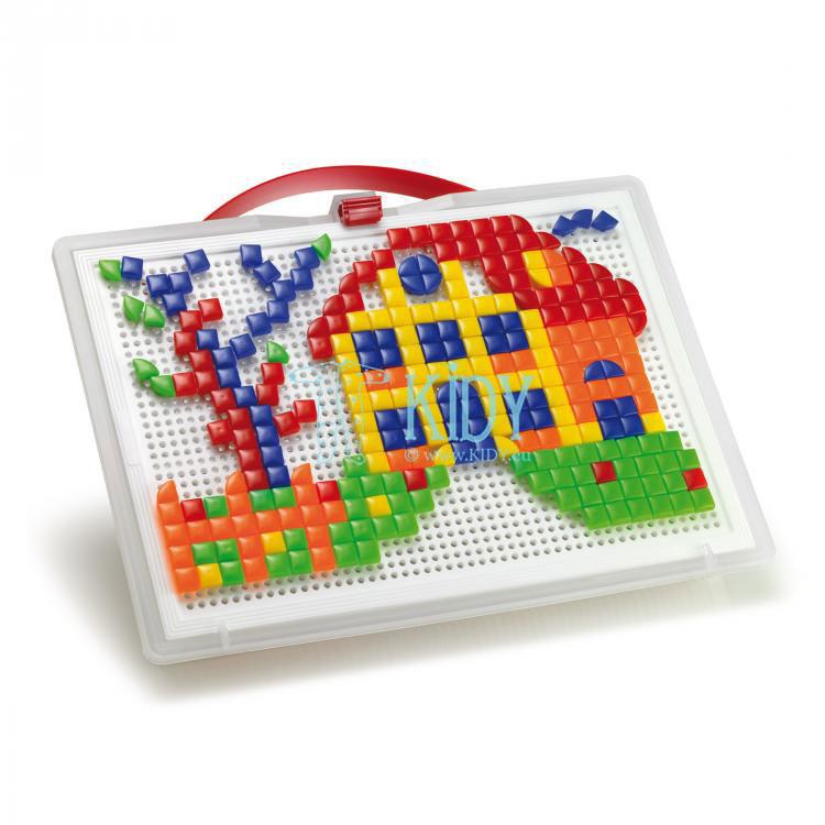 Large FantaColor Portable mosaic