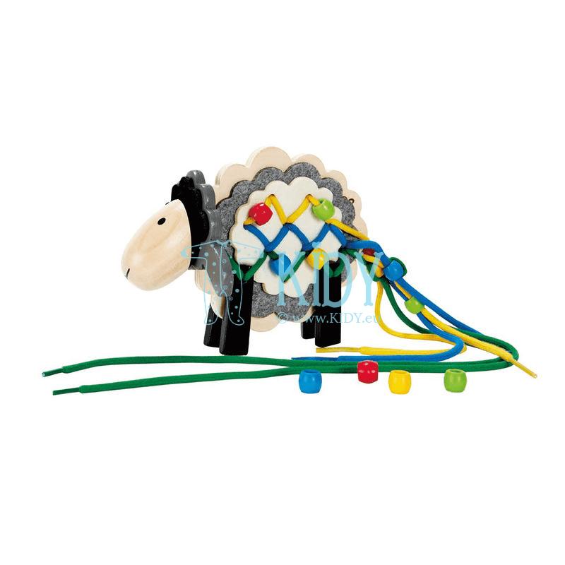 Lavinamasis žaislas STRINGY SHEEP