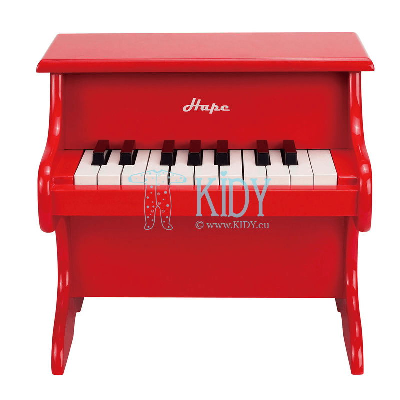 Red PLAYFUL PIANO
