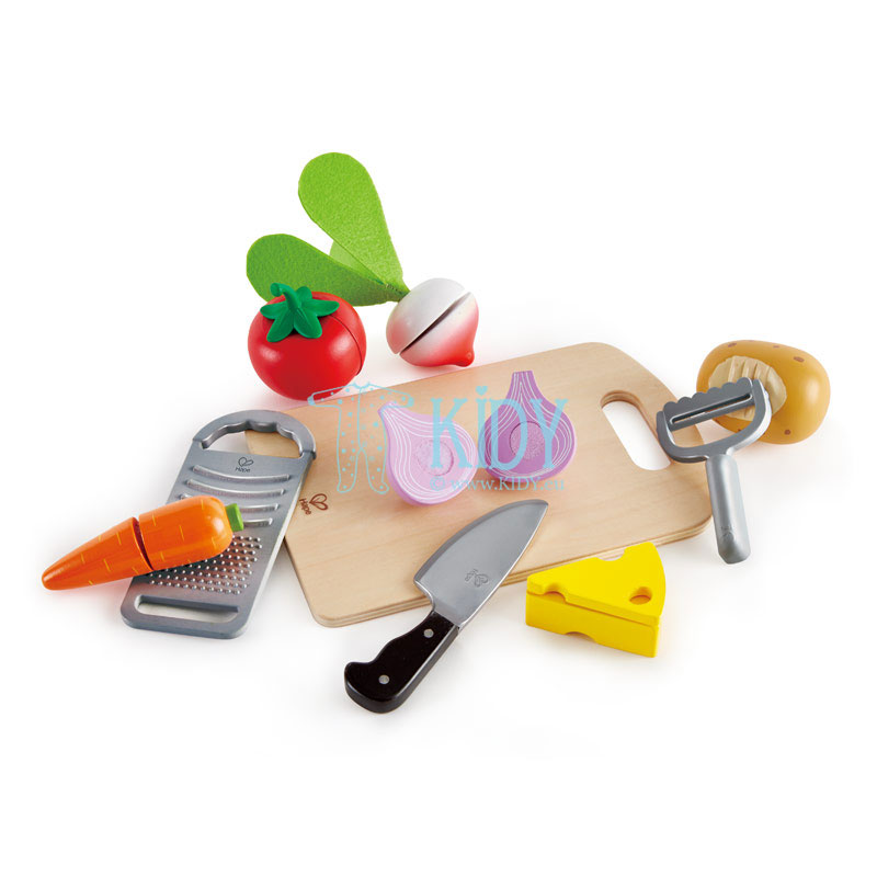 CHEF's CHOICE set (Hape)