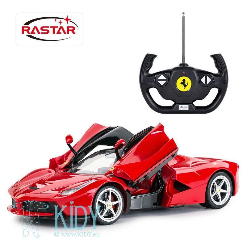 Radio controlled auto (Ferrari LaFerrari 1:14) (RASTAR)