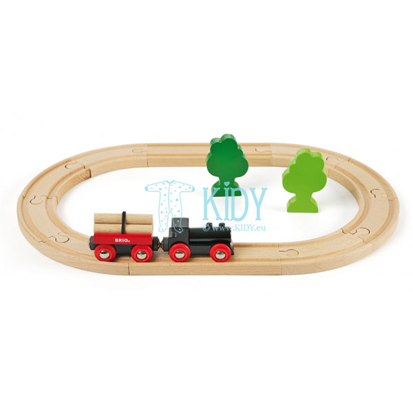 Traukinys mažas