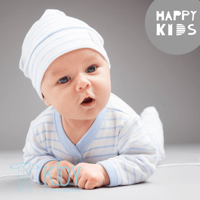 Голубой слип HAPPY KIDS (Pinokio) 3