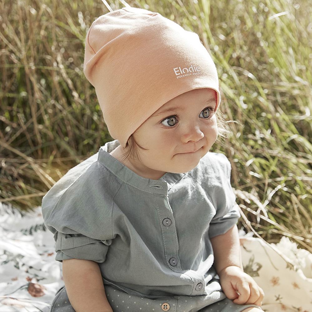 Oranžinė kepurė Beanie Amber Apricot
