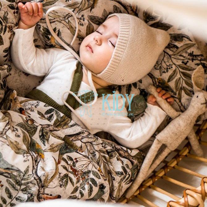 Patalynės komplektas Ornithology: antklodė + pagalvė