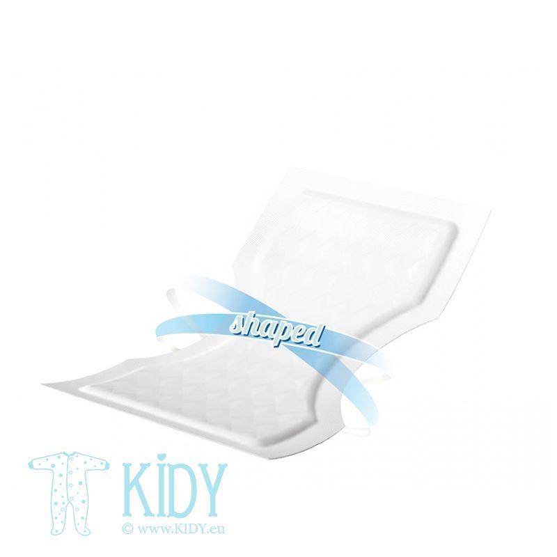Postpartum hygiene pads super absorbent