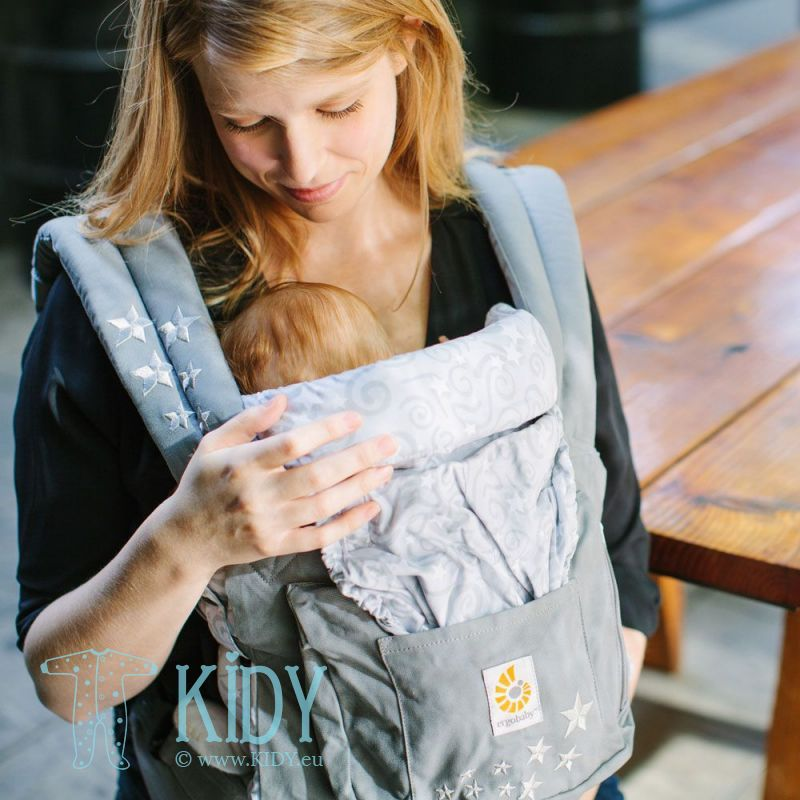 Carrier Original Galaxy Grey (ErgoBaby) 3