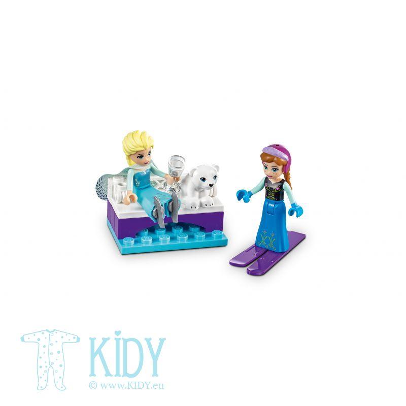 LEGO® Juniors Anos ir Elsos Ledo šalies žaidimų aikštelė