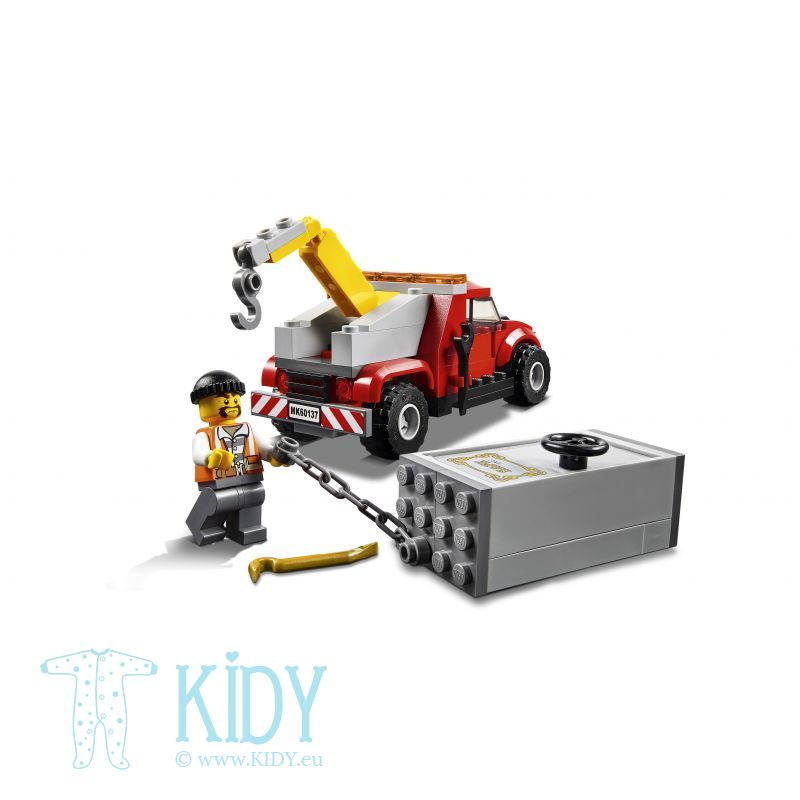 LEGO® City Police Tow Truck Trouble