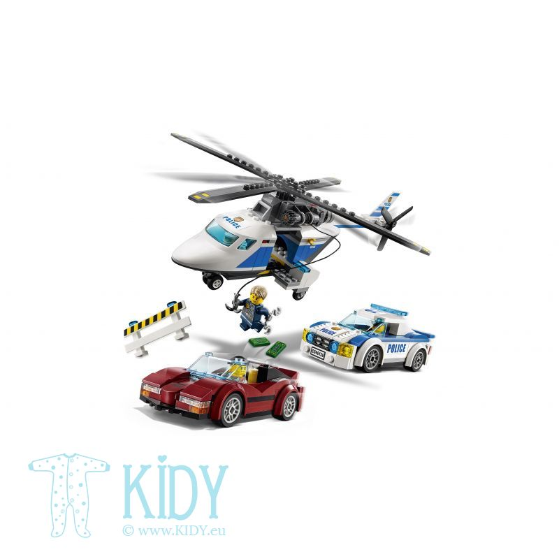 Полиция LEGO® City Police High-speed Chase