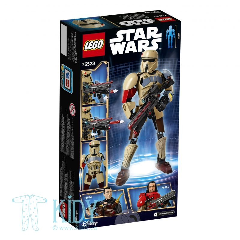 LEGO® Star Wars™ Constraction Scarif Stormtrooper™
