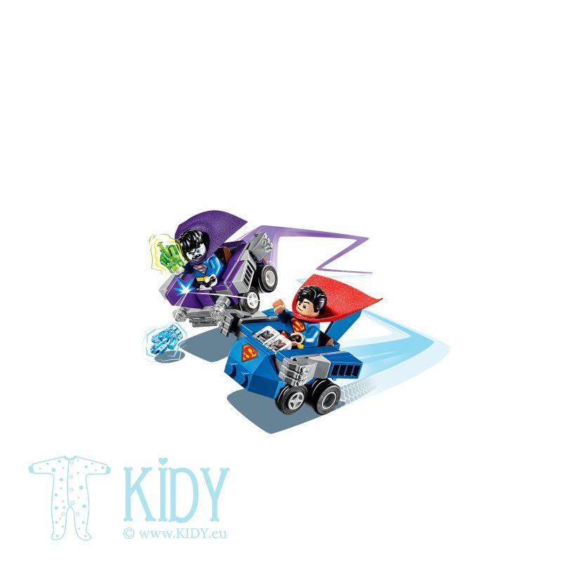 LEGO® DC Comics Super Heroes Mighty Micros: Superman™ vs. Bizarro™