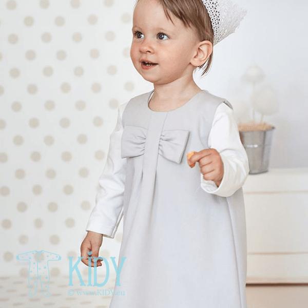 Pilka suknelė CELEBRITY
