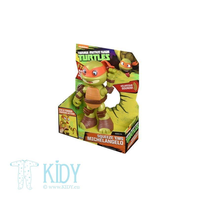 Фигурка Squeeze'ems Michelangelo (TMNT) 3