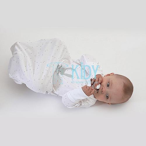 White FLUFFY sleeping bag (Lorita) 3