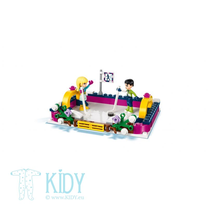 Снежный курорт LEGO Friends Snow Resort Ice Rink (LEGO) 3