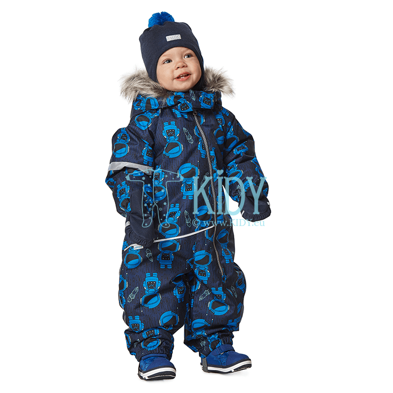 Navy ASTRONAUT winter overall (Lassie by Reima) 3