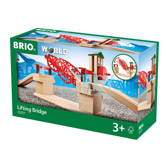 Lifting Bridge (Brio) 3