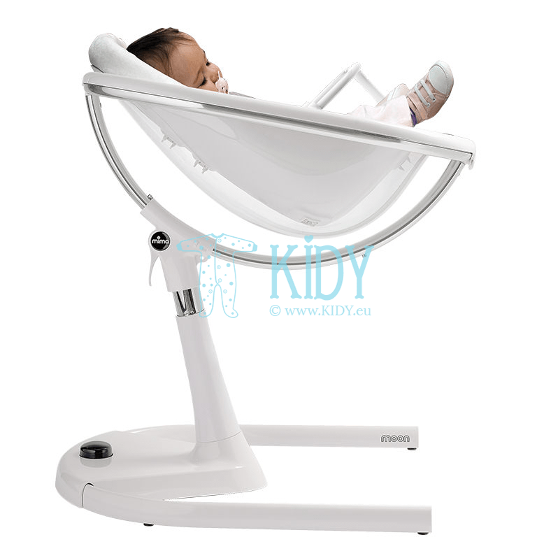 Highchair Moon 2G White (MIMA) 3