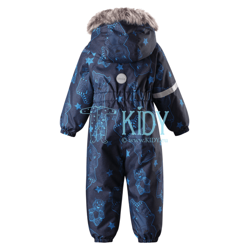 Navy WOLVES snowsuit