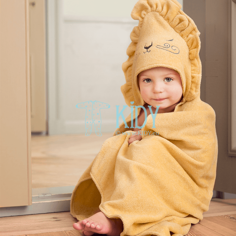 Hooded SWEET HONEY HARRY towel