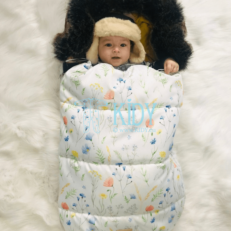 Polska Łąka stroller bag