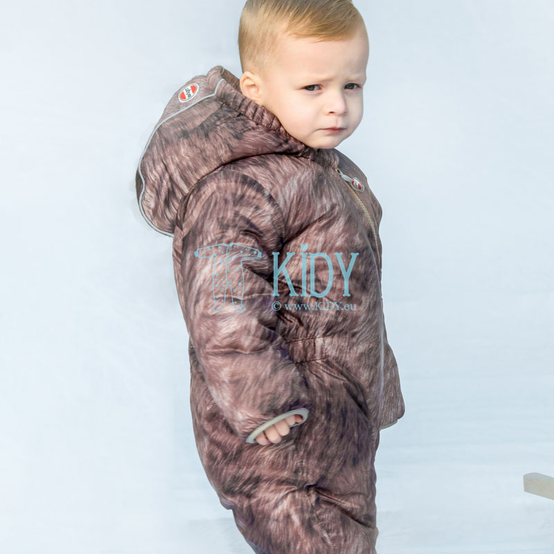 NUTTY snowsuit