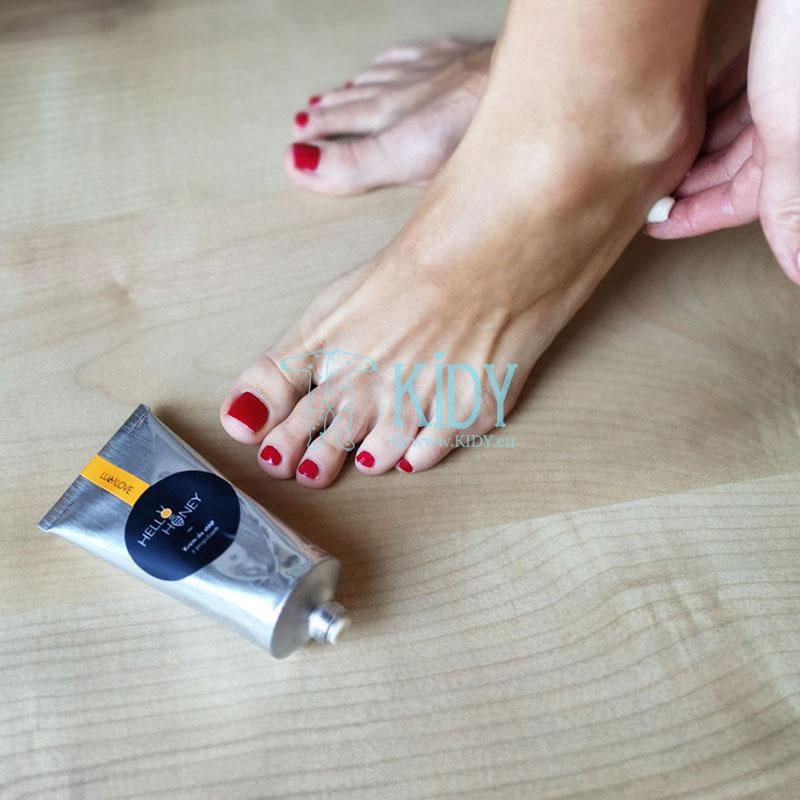 Propolis Foot Cream