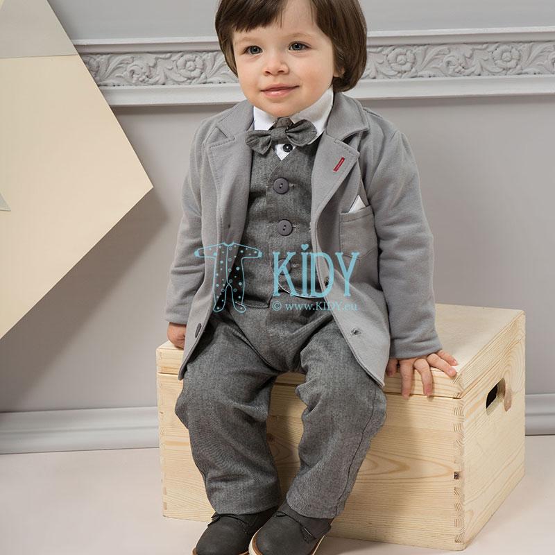 Grey PRINCE jacket