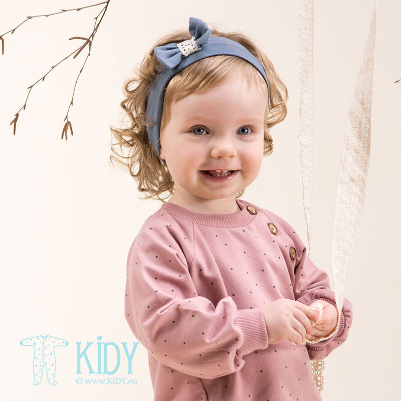 Blue PETIT LOU headband
