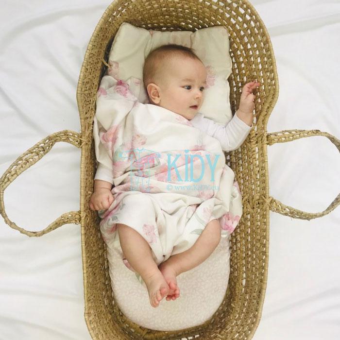 Bambuko pagalvė Peonie