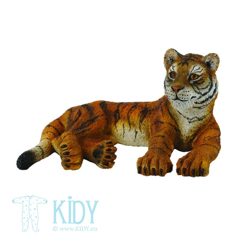 Tiger Cub (Lying) (Collecta)