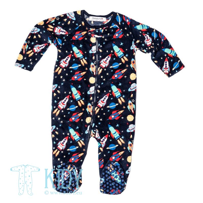 Žydras kombinezonas-pižama BLAST