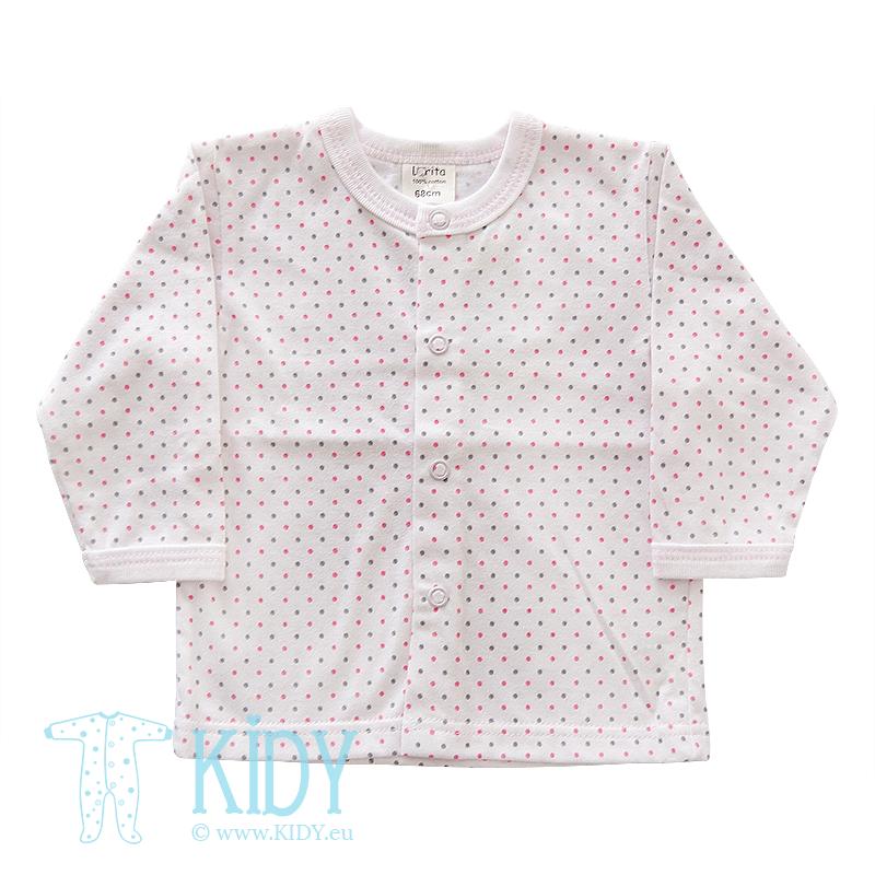 Pink shirt DOTS