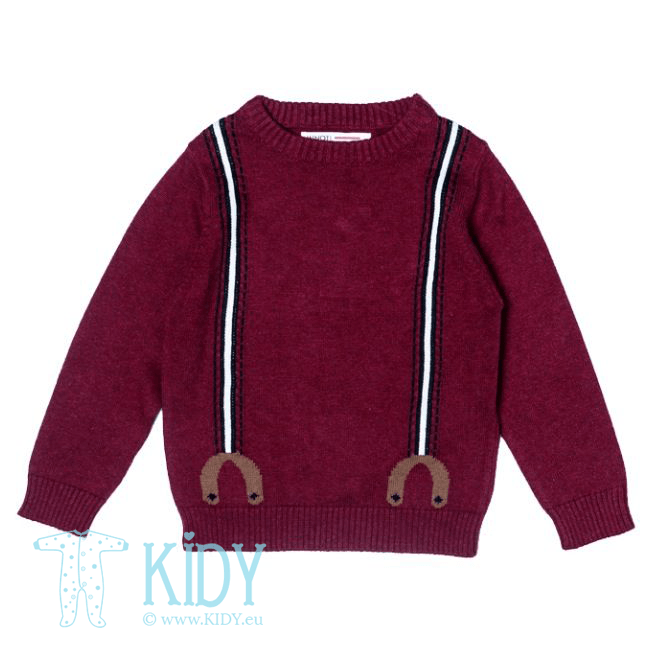 Berry jumper COOL (Minoti)