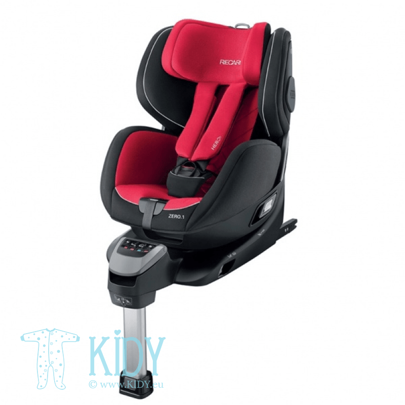 Car seat Zero.1 Indy Red