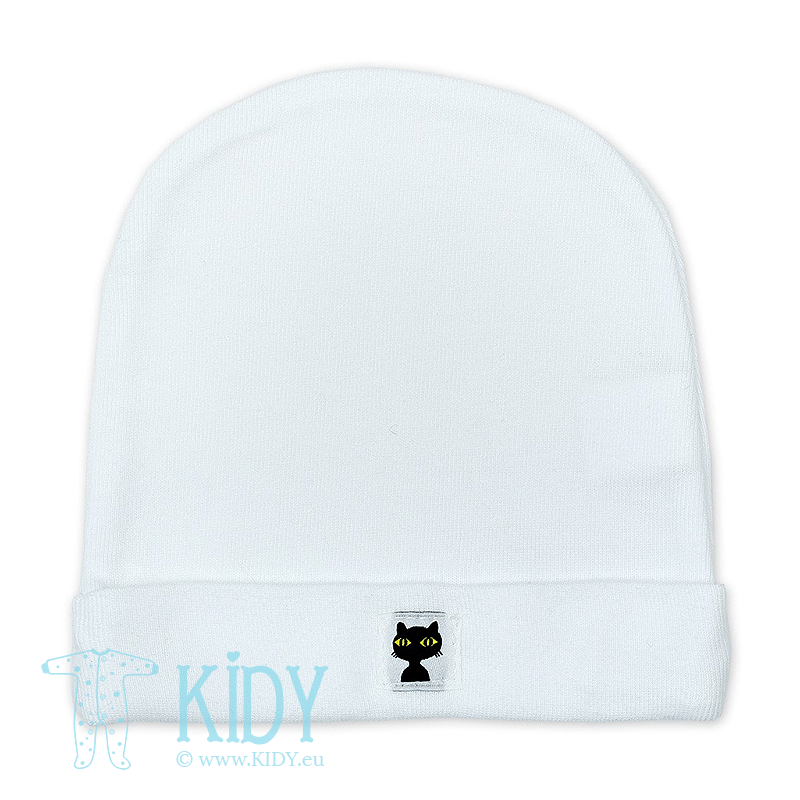 White cap SIMPLE (Pinokio)