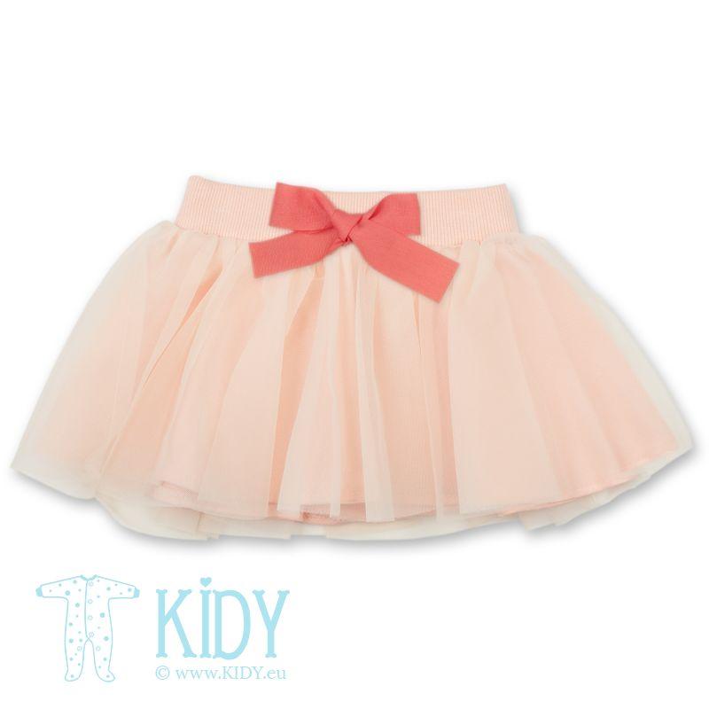 Pink skirt PIKOLINA