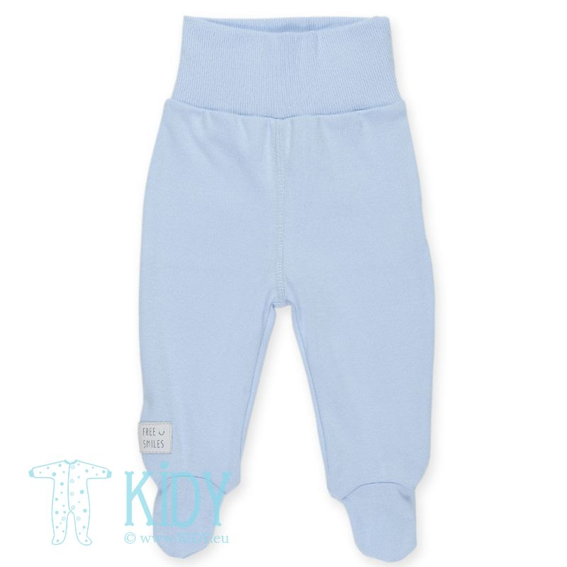 Blue footed HAPPY KIDS pants