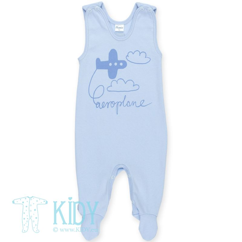 Blue footed HAPPY KIDS dungaree