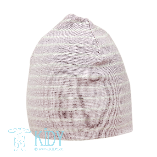 Розовая шапочка BELI